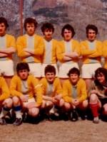 """""""Nesto"""" con la Juniores del 1976"""