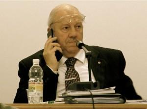 Il presidente del Cavazzo Dario Zearo