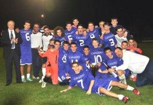 Gli Juniores del Cavazzo campioni carnici 2014