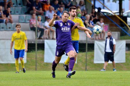 Dionisio ritrova il gol dopo quasi un mese (foto A. Cella).